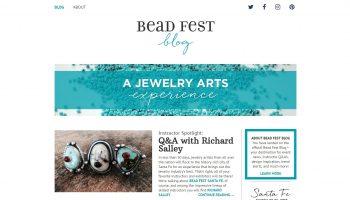 Bead Fest Blog