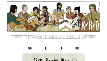 A/R/R/O Webcomic